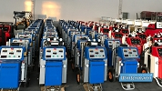 graco, graveco, wintermann, foaming machine, foam machine, PUR maschine, foaming system, agregat do pianowania, PU